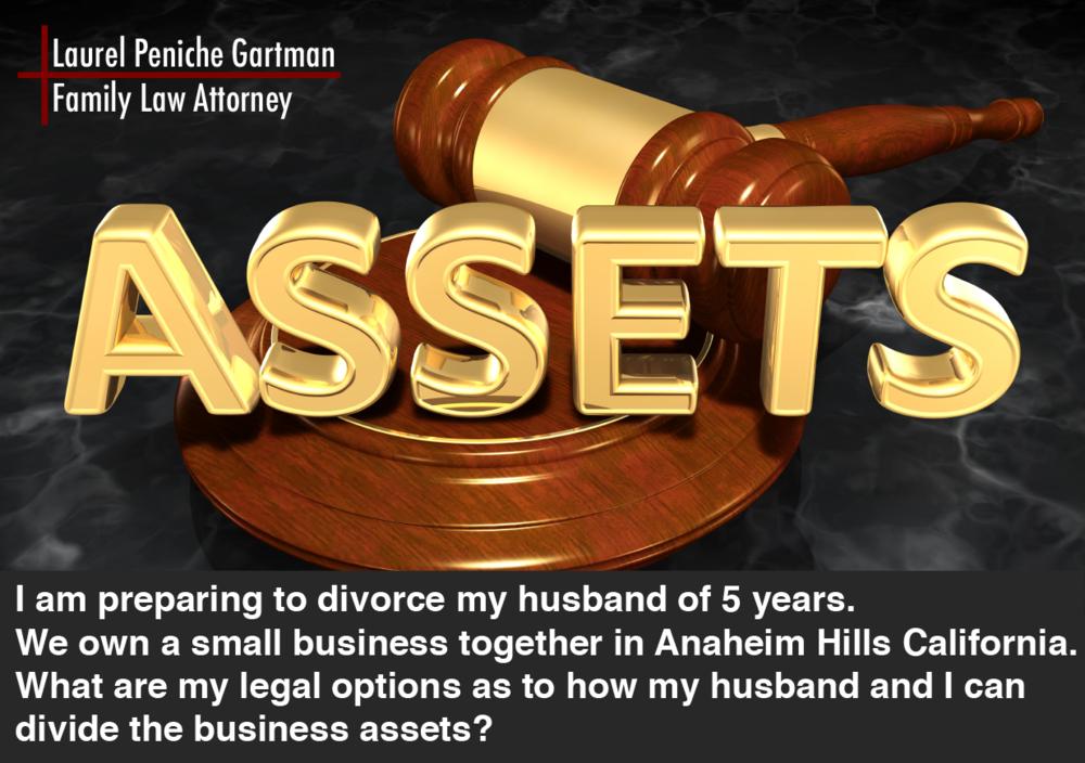 I am preparing to divorce my husband of 5 years  We own a