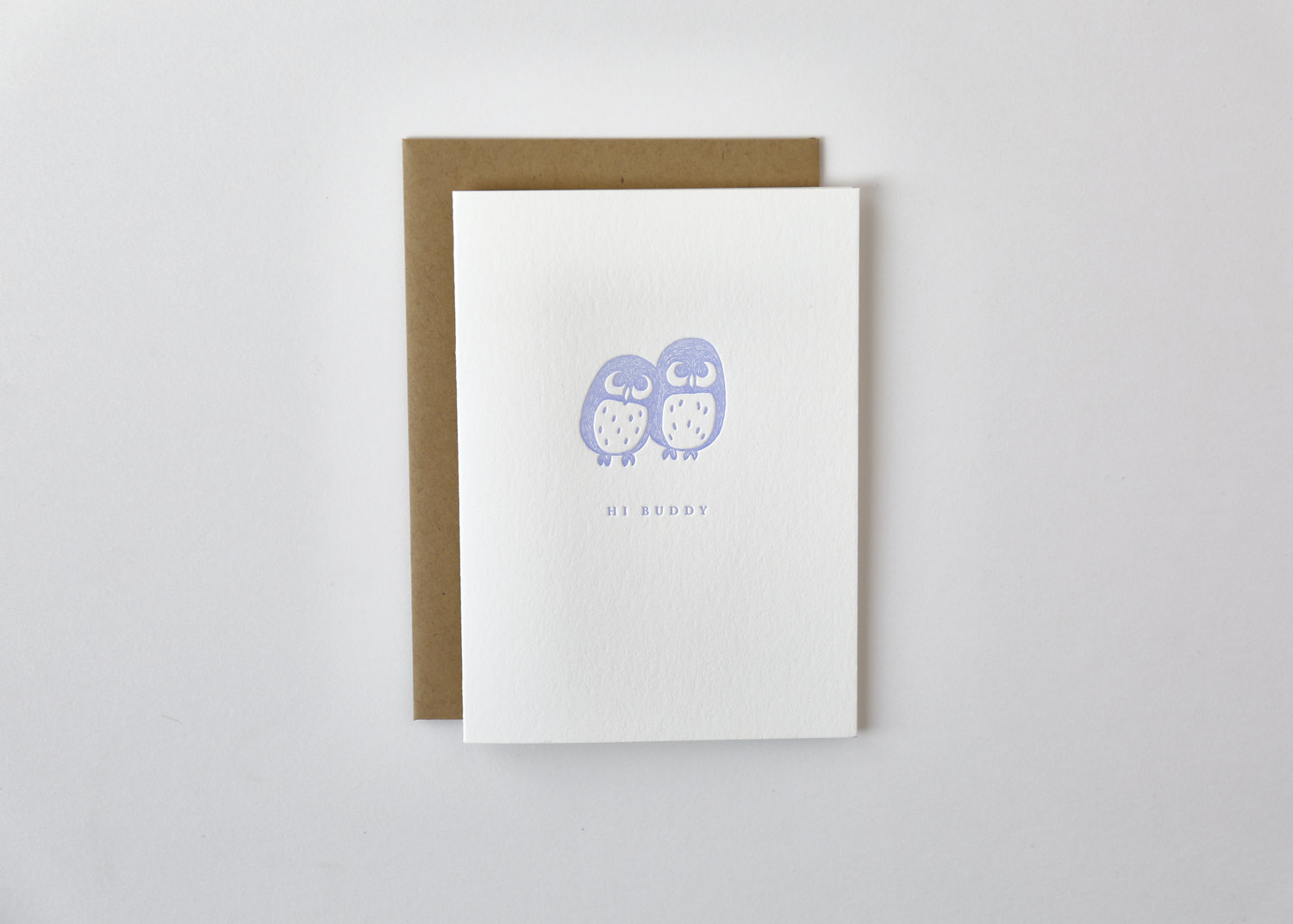 Greeting Cards Lettered West