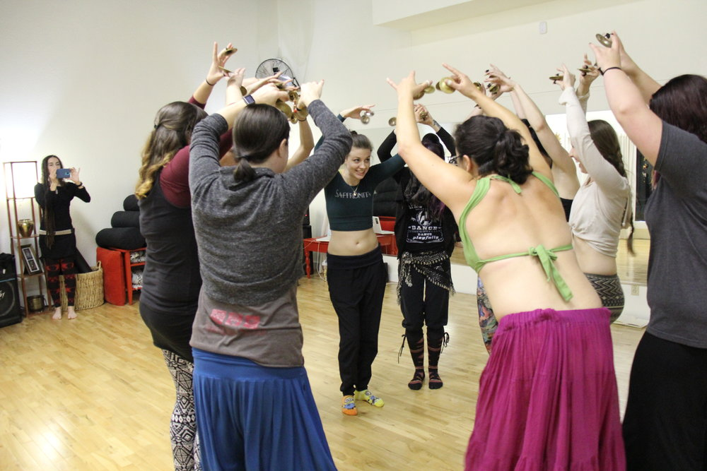 Rose Movement Studio Bellydance Party Bachelorette.JPG