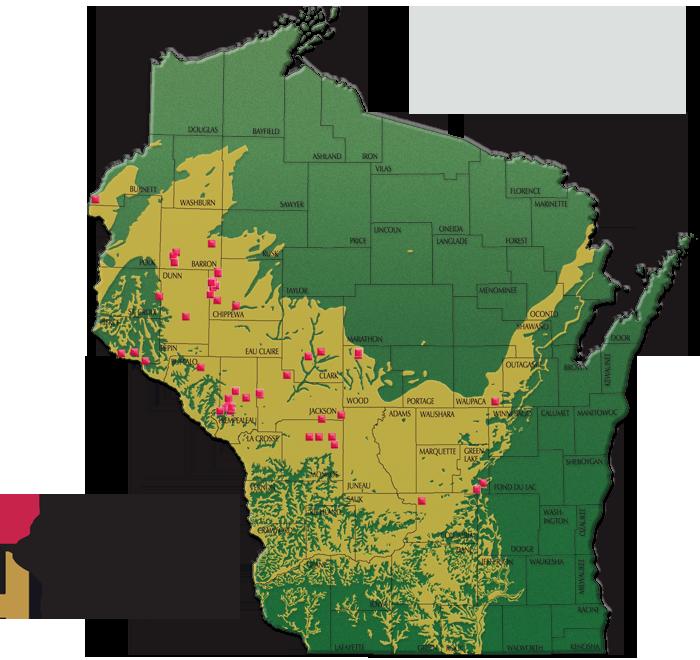 Frac Sand Mining in Wisconsin