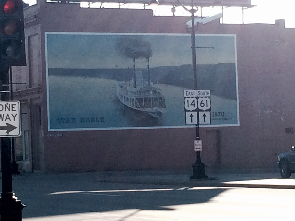 "Steamboat ""War Eagle"""