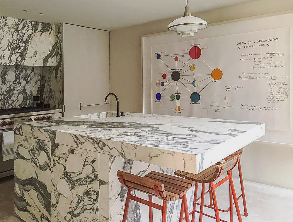 Town House Mexico City_Kitchen_Marc Merckx Interiors