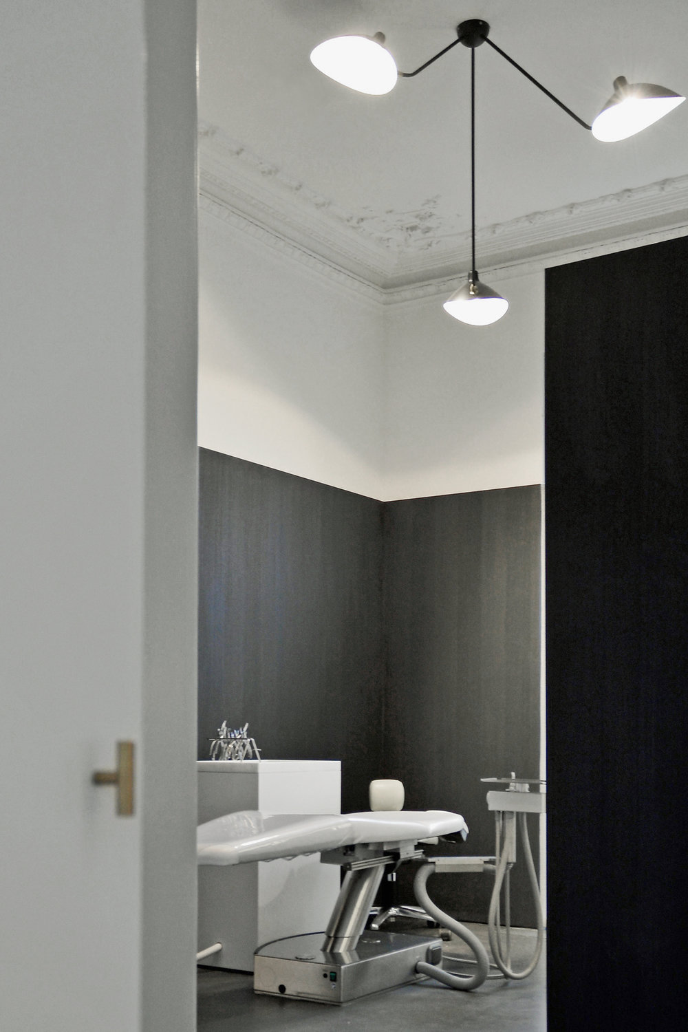 KB Dental Practice_Treatment Room_Marc Merckx Interiors