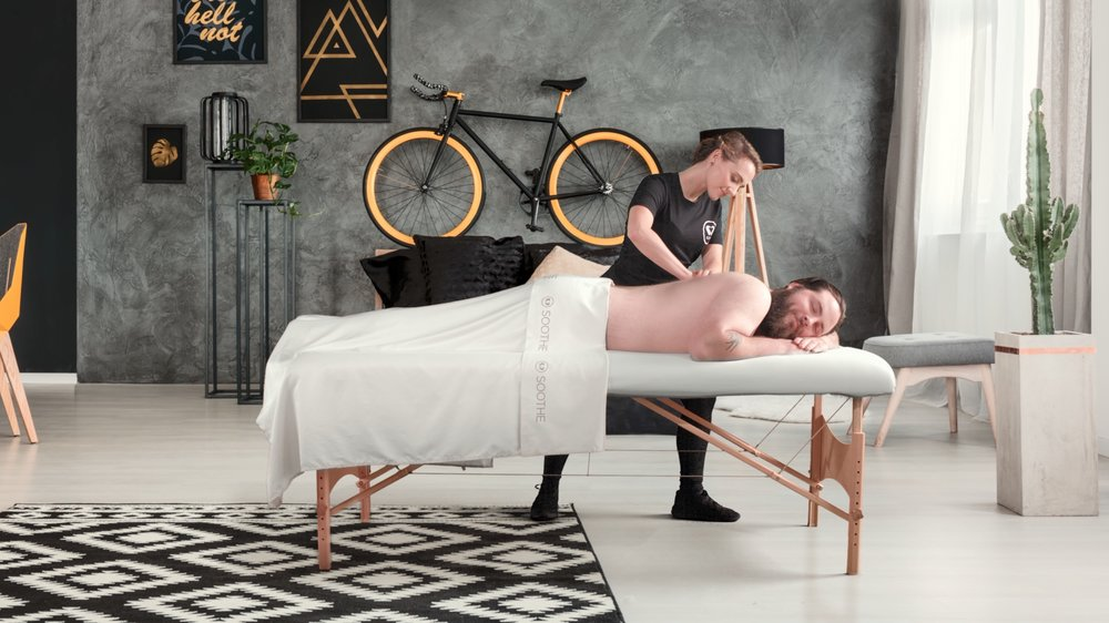 Soothe massage photo shoots. Directed, edited and assisted in the execution and post work done for marketing images. Creative Director: Philip Lowe, Photo Producer/stylist: Stefano Anania