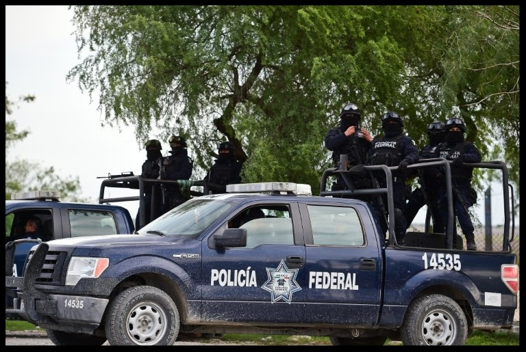Tamaulipas is one of Mexico's most violent states, home to 5,700 of the 28,000 people who have been reported missing in the past decade in Mexico.  © AFP/File Ronaldo Schemidt