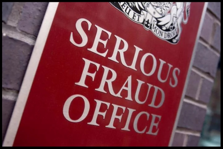 The Serious Fraud Office dropped its own investigation into claims currency markets were being manipulated  CREDIT:ALAMY