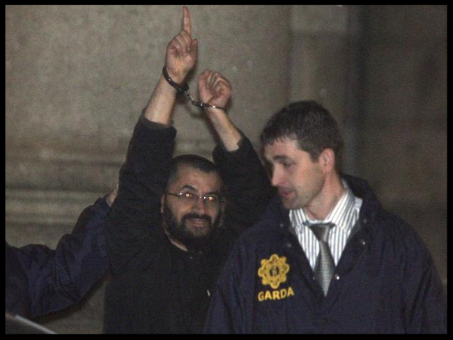 Ali Charaf Damache is a free man, despite American attempts to have him tried there . Picture: Patrick Browne/Reuters Source: Picture Media