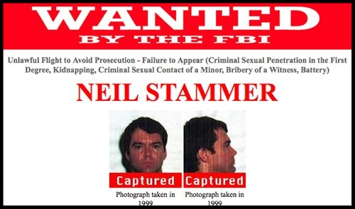 Former New Mexico resident Neil Stammer was captured in Nepal earlier this year after 14 years on the run.