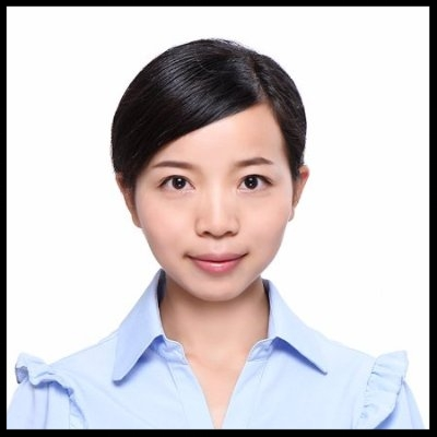 Yue Wang in her LinkedIn photo