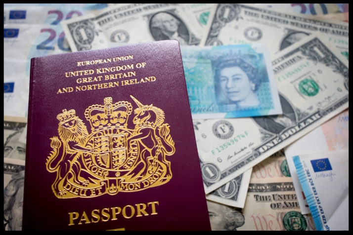 Playing your passports right is important in a post-Brexit world  | Matt Cardy/Getty Images