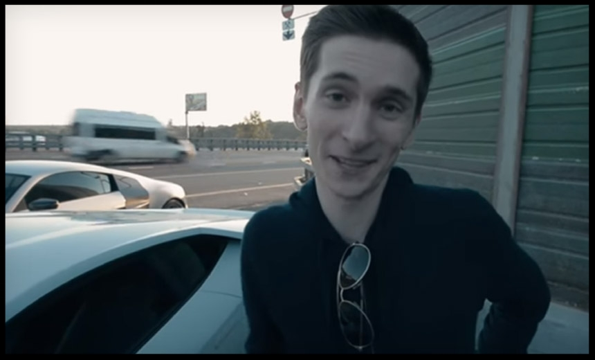 Russian citizen Yevgeniy Nikulin, incarcerated in Prague, is the focus of competing U.S. and Russian extradition requests.  (Photo: YouTube)