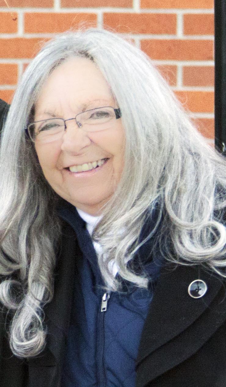 Image of Annette Kankelborg