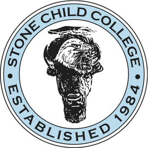 Stone Child College Logo