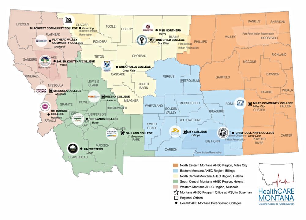 Regional image of Montana