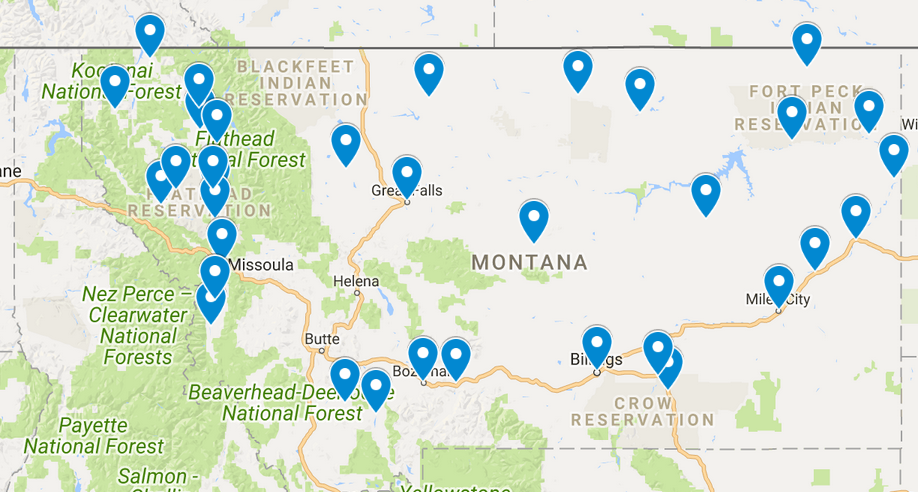 Image of Registered Apprenticeship Programs in MT