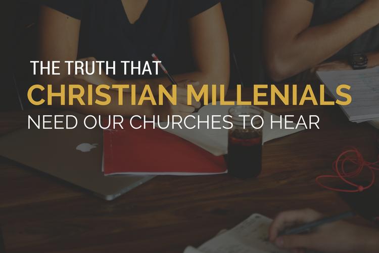 truth christian millennials