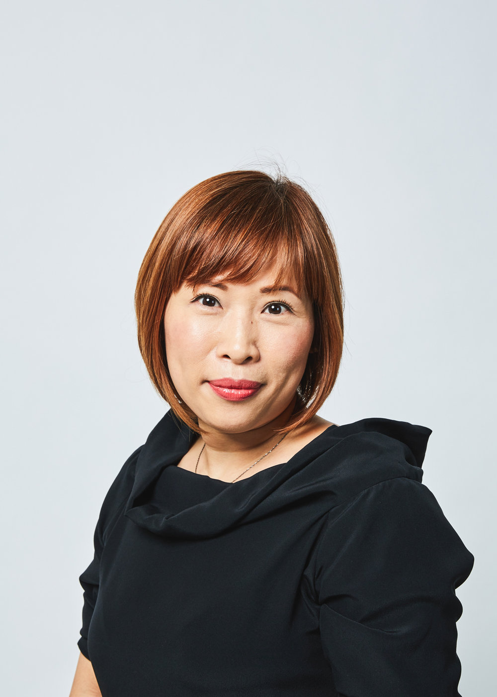 "JOO - With over 23 years of experience, Joo understands the art of gorgeous hair. She has a gift for assessing a person's facial features and personality to deliver the perfect shade and cut. She is also skilled at working with the nuances of Asian hair. Joo values the bond she has with her regulars, appreciating that their level of trust allows them to explore new ideas and techniques together. ""When a client shows happiness over the finished look, it reminds me that I have the best job in the world.""Book an appointment here!"