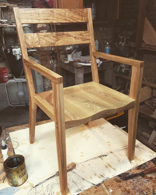 1st chair!