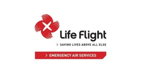 We support life flight trust