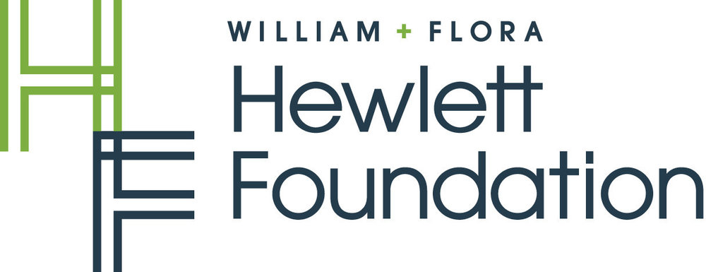 The Hewlett Foundation