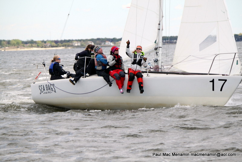 Sea Bags Women's Sailing Team
