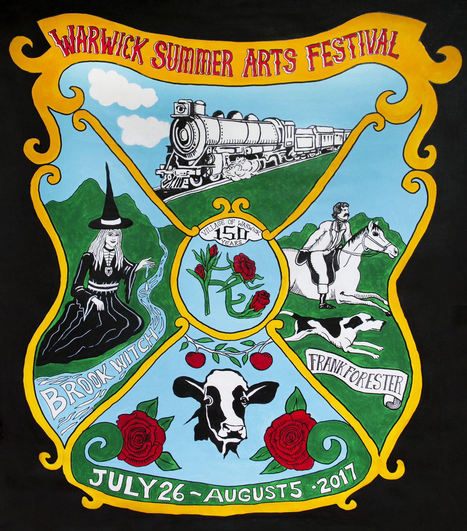 Warwick Summer Arts Festival