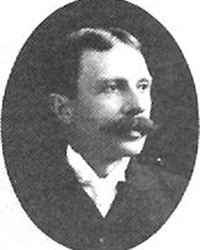 MELVIN OHIO ADAMS, 1850-1920. He was born in Ashburnham, Mass., son of Joseph and Dolly (Whiting) Adams. Shortly after finishing law school in 1875, he married Mary Colony in Fitchburg and was appointed assistant district attorney for Suffolk County. About eight years before Lizzie's trial, he returned to private practice. Associate counsel in the defense of Lizzie, he cross-examined all 22 prosecution witnesses during the preliminary hearing, and played an important role throughout the trial.