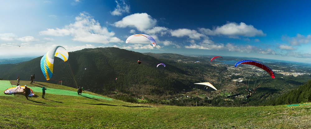 Paragliding Adventure 3