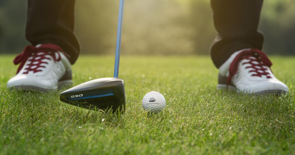 Golf Product Location