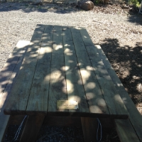 Picnic Tables $7,500