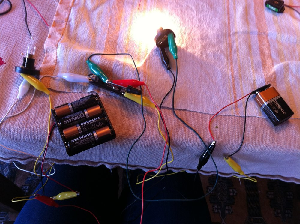Electric Circuits Build a circuit of your own with lights & switches, and discover how circuits work.