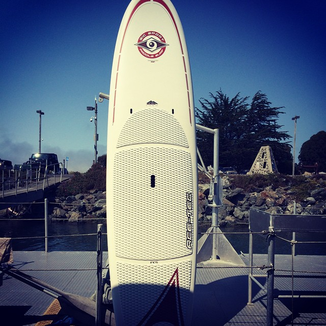 Look what's finally arrived! #SUP's! 🏄