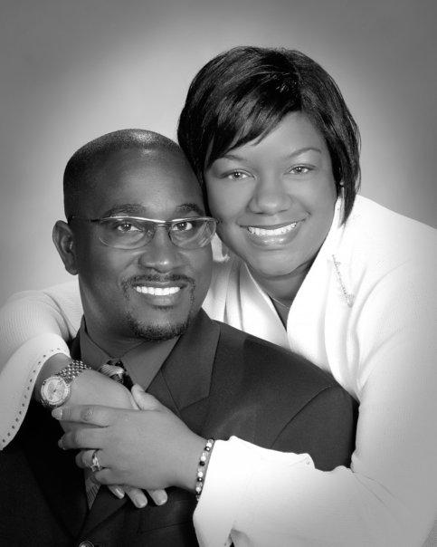 Sr. Pastor Pete and Didi
