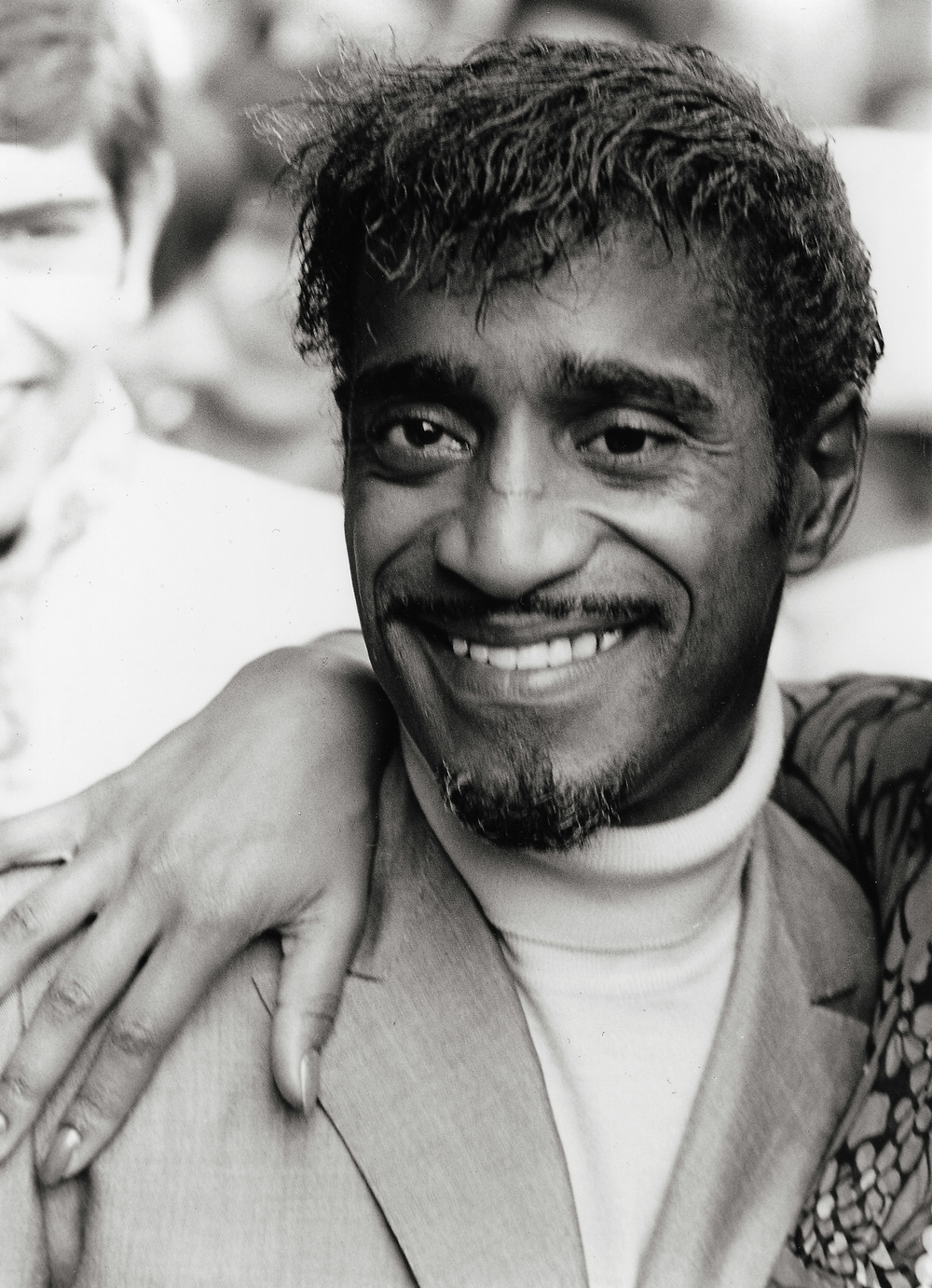 Sammy Davis Jr, Kings Road, London 1968  Photo by Frank Habicht