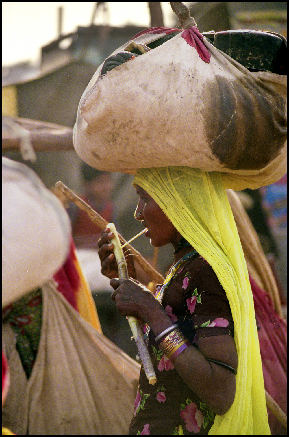 Pushka Camel Festival, India 1989   photo Frank Habicht