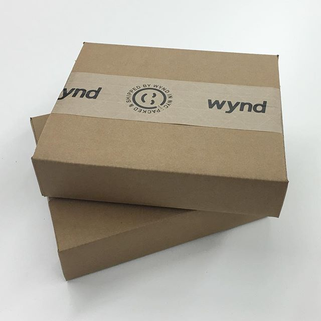 wynd 2.0 is here! You can now share and receive shipments. Find us on the @appstore