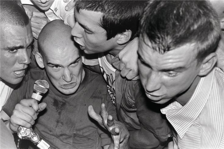 Minor Threat, Ed Culver.