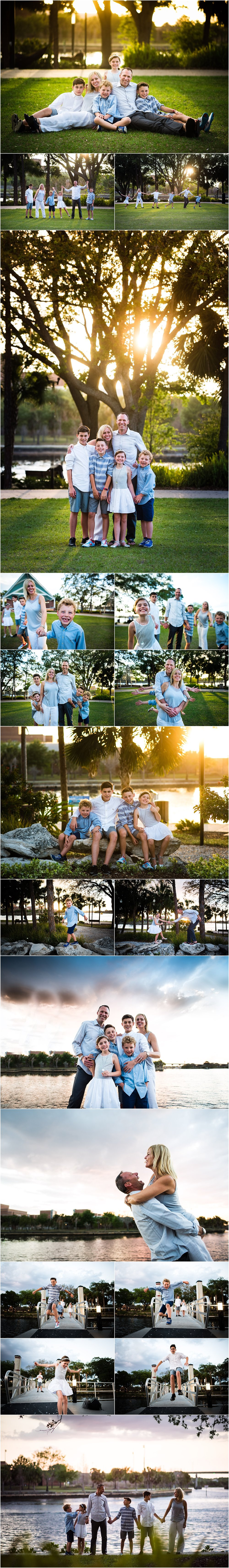 Tampa Vacation Photography Curtis Hixon 2