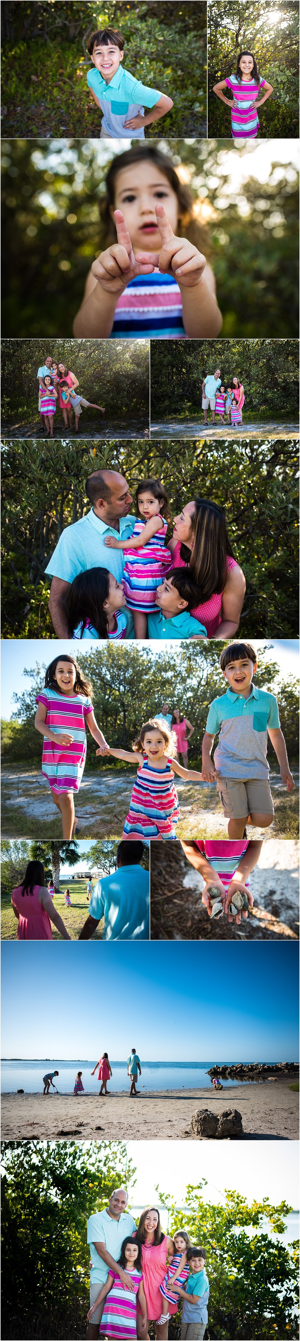 tampa family outdoor photography photo session