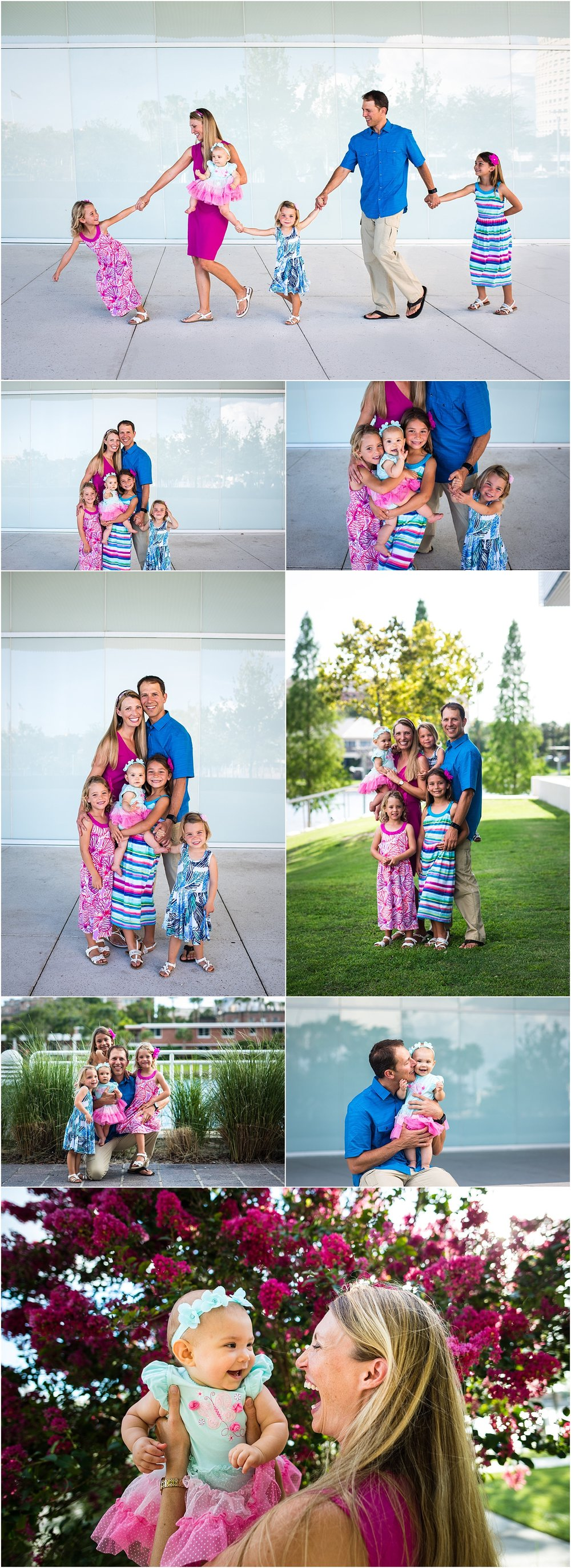 St. Pete family photographer