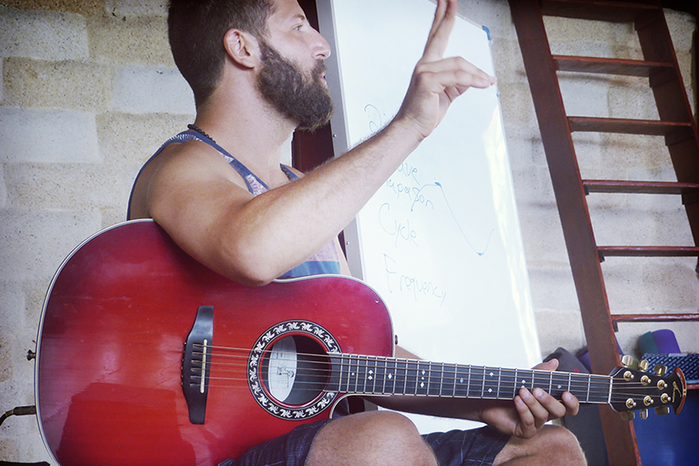 Learn more about Josh and his musical journey