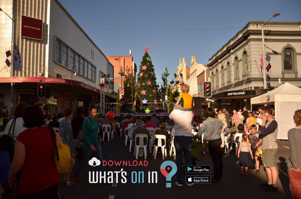 Christmas in the City 2016, Launceston, Tasmania 2016 - What's On In App 011 DSC_8249.jpg