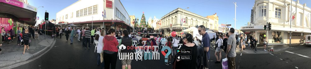 Christmas in the City 2016, Launceston, Tasmania 2016 - What's On In App 170 IMG_4572.jpg