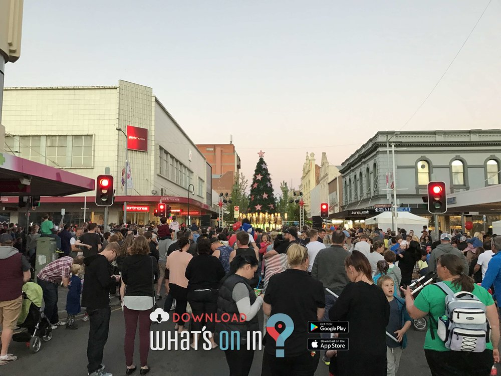 Christmas in the City 2016, Launceston, Tasmania 2016 - What's On In App 276 IMG_4690.jpg