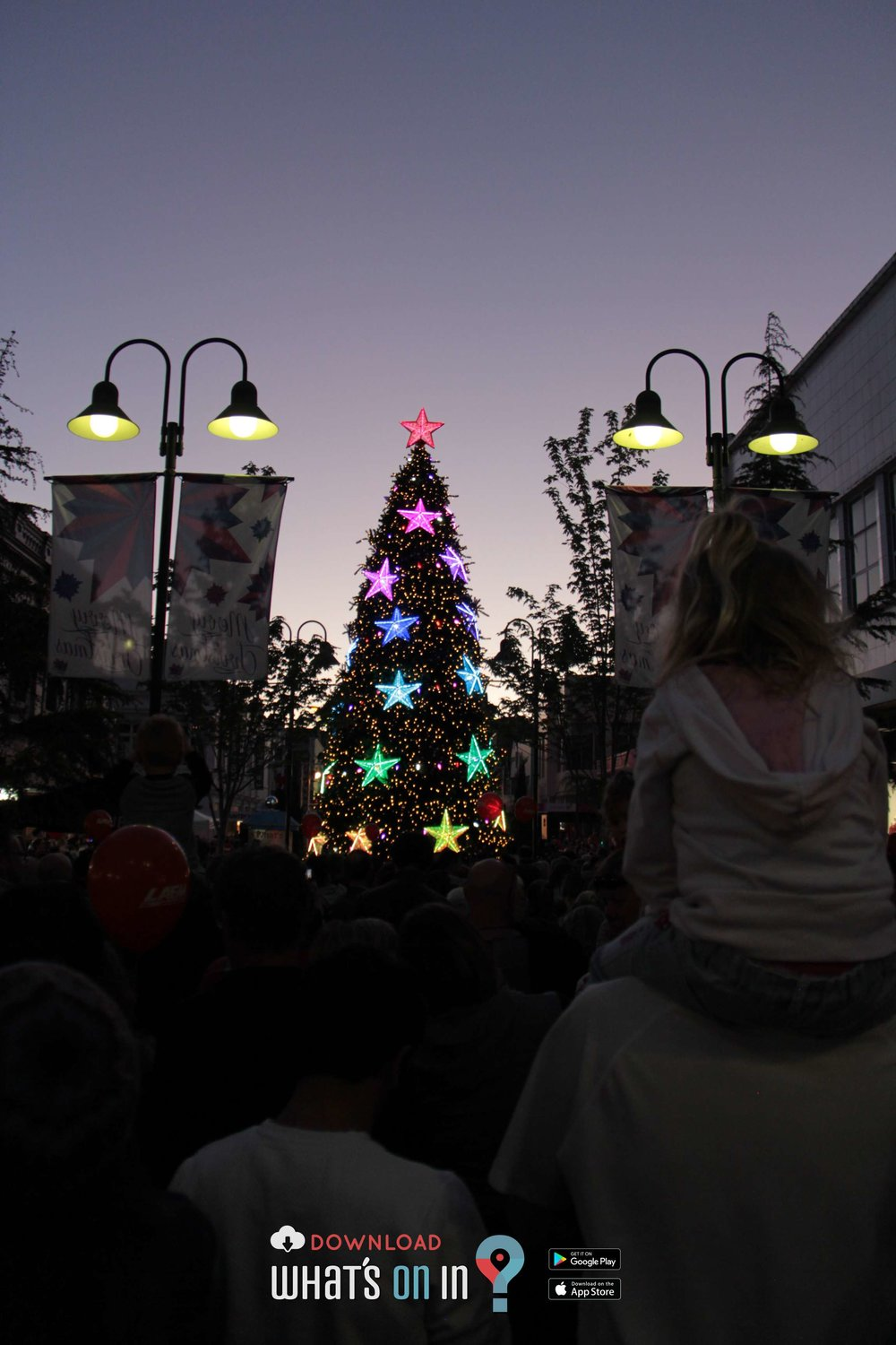 Christmas in the City 2016, Launceston, Tasmania 2016 - What's On In App 351 IMG_8700.jpg