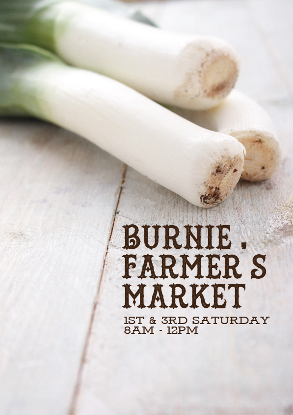 The first farmer's market established in Tasmania, it takes place twice a month at the Wivenhoe Showgrounds and also includes country arts and crafts from the area