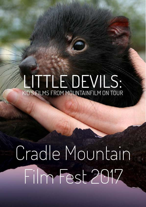 Something for the adventuring family: A special family-friendly Mountainfilm screening followed by a guided tour of the devil sanctuary!