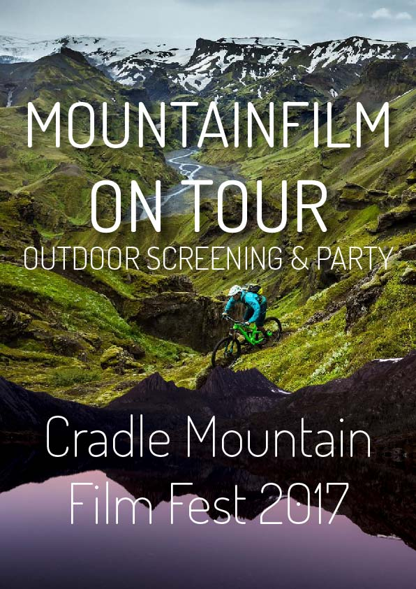 Unmissable! The Mountainfilm movies screen from sunset with food vans and great atmosphere.
