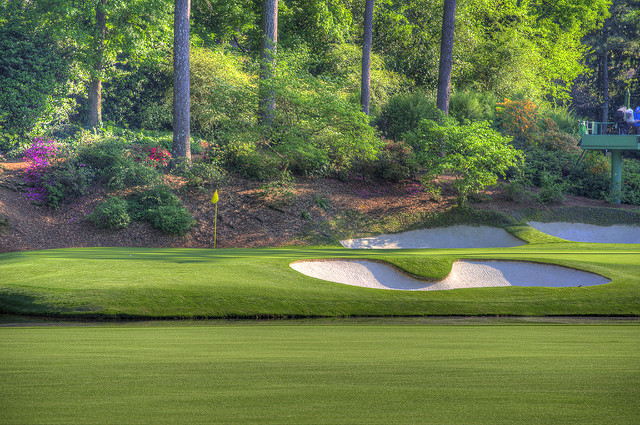 Shot of Augusta National taken in 2012 by Brett Chisum/Creative Commons