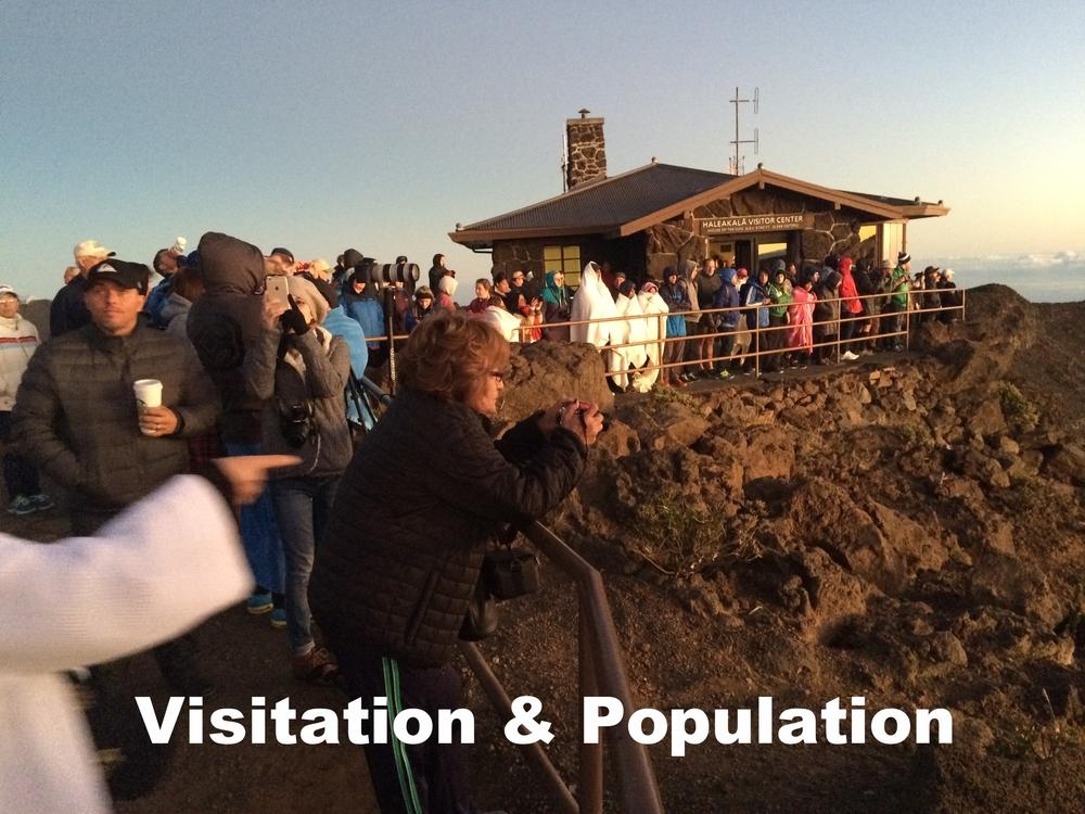 Population & Visitation
